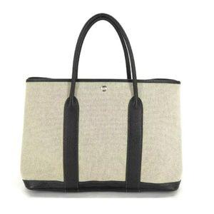 HERMES Garden Party Tote Bag